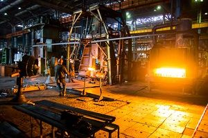 forging metal. offshore metal forging