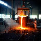 Offshore Metal Casting